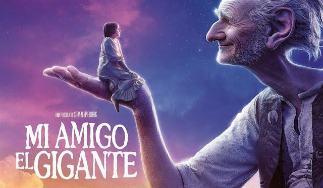 Movie | Mi amigo el gigante (2016)
