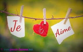 Texte d'amour romantique pour dire je t'aime