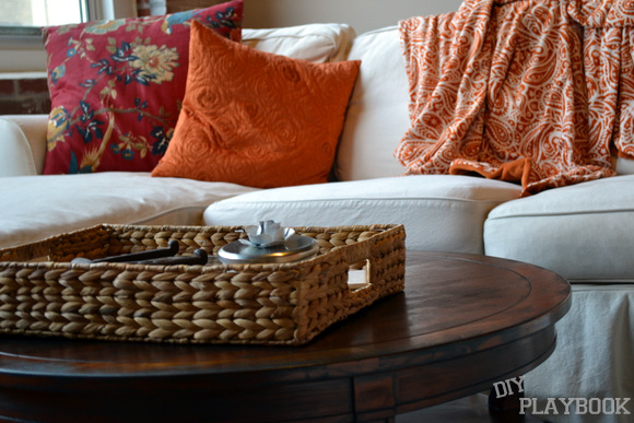 How to Stain a Coffee Table | DIY Playbook