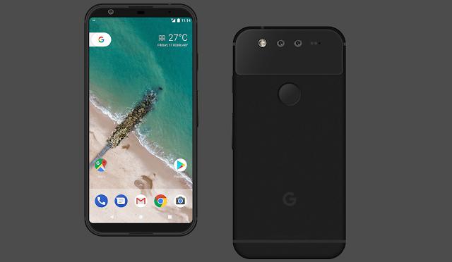 """2017 Google Pixel Phones to be codenamed """"Muskie"""" and """"Walleye"""""""