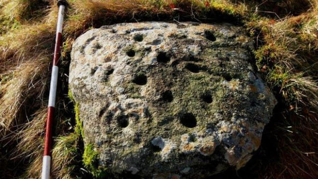 Database of Scotland's ancient rock art to be created