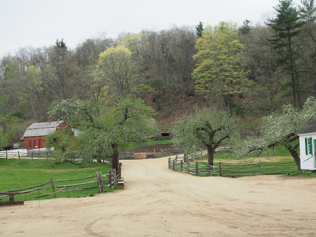 old sturbridge village freeman farm