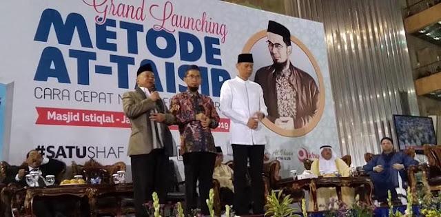 Cerita Ustaz Adi Mimpi Bertemu SBY