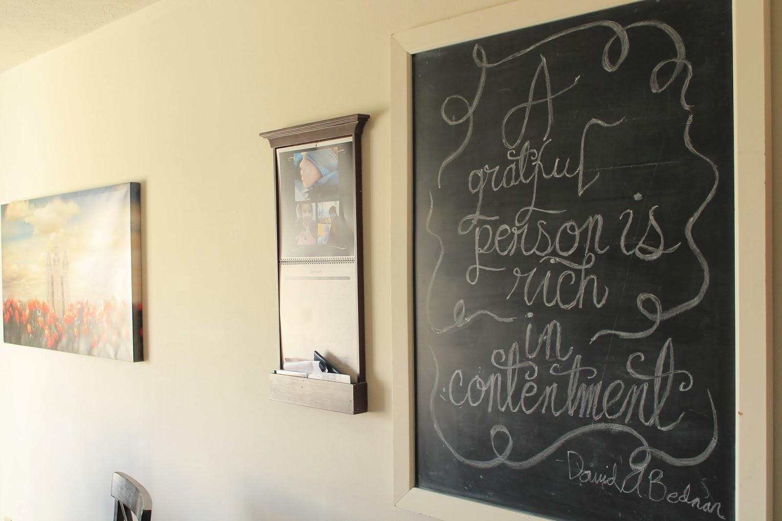 Chalkboard Wall Kids Room