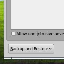 AdBlock Plus Melunak