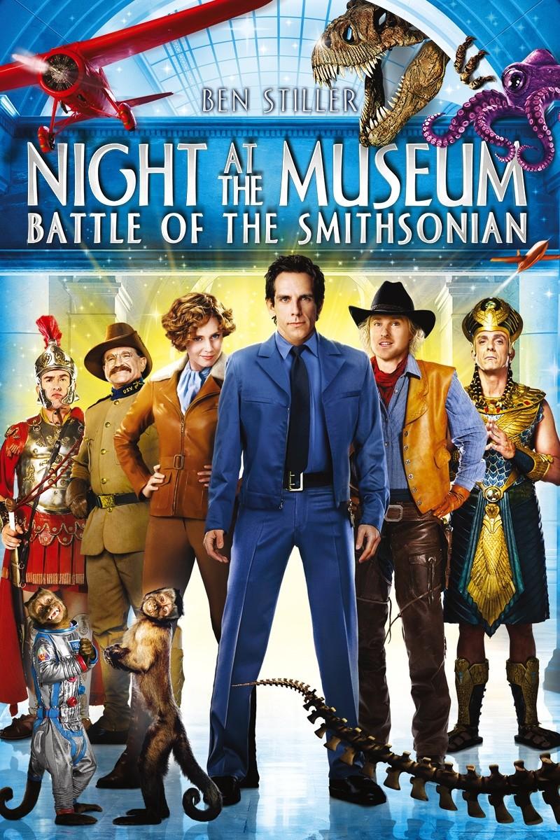 Night At The Museum 2 [2009] [DVD9] [NTSC] [Latino]
