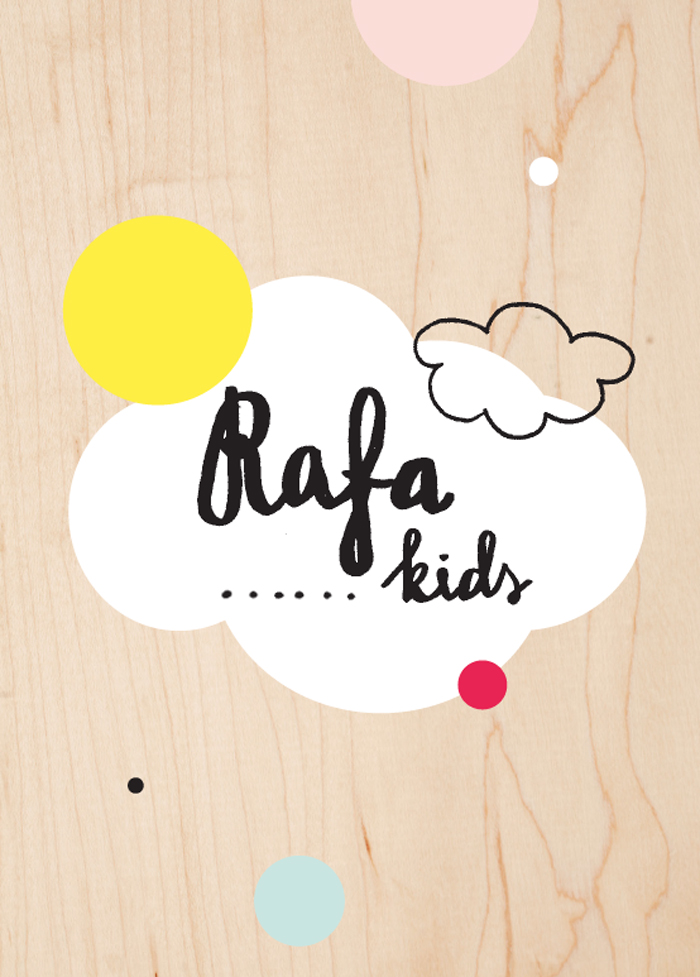 Rafa-kids NEW LOOKBOOK no.1  graphic /Asia Gwis/photos Rafa-kids