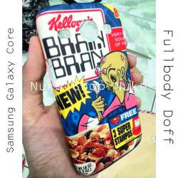 Full Body Doff case Samsung Galaxy Core cartoon atau kartun