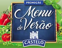 Promoção Menu de Verão Castelo promocaocastelo.com.br