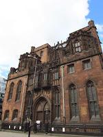 Manchester; John Rylands University Library; Biblioteca; Library