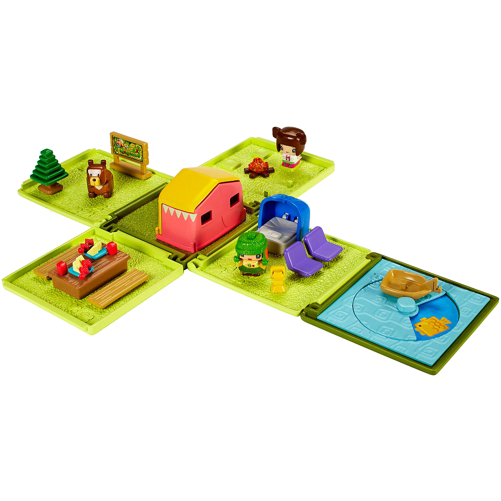 We unbox the my mini mixieqs campground play set and discover a tiny camping world for your mixieq girls to enjoy it includes tiny accessories for