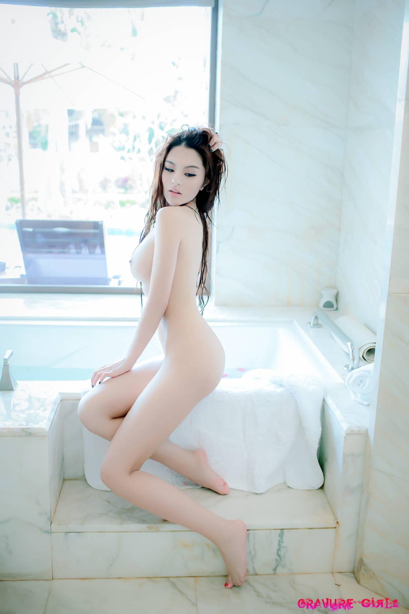 sexy white girl twerking nude