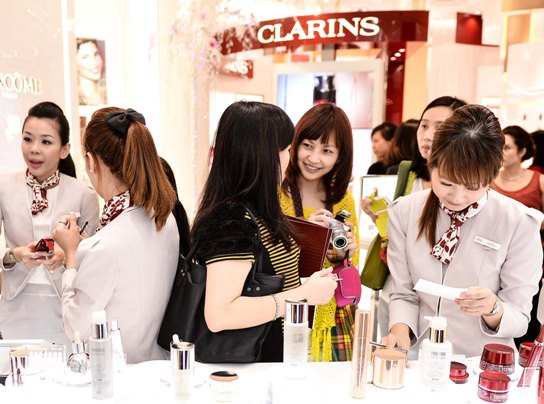 sk-ii tangs luxury haven