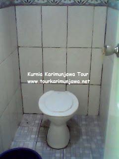 kamar mandi gemilang homestay