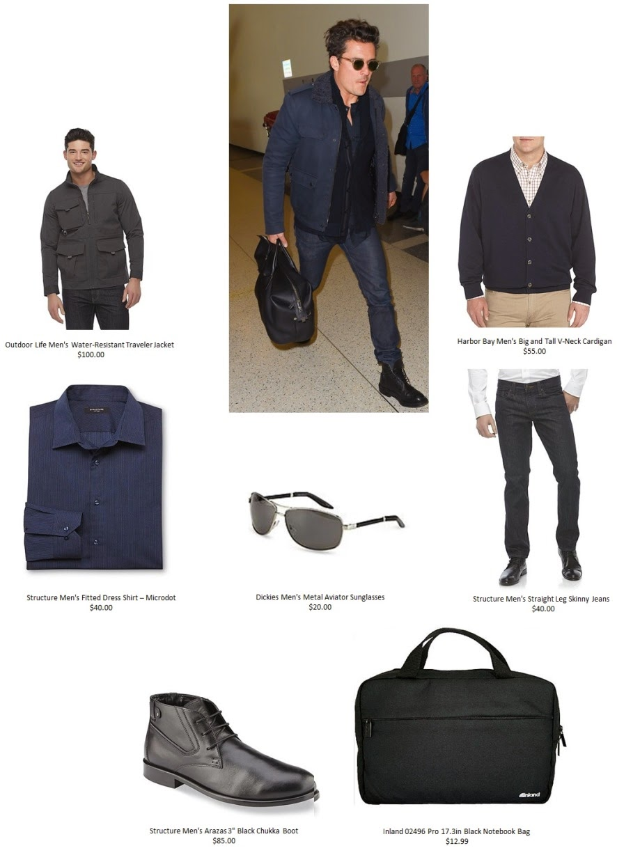 Orlando Bloom Style February 2015