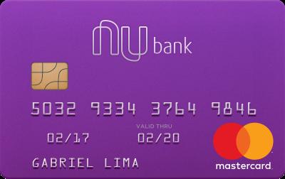 Cartão Nubank - A modinha do momento