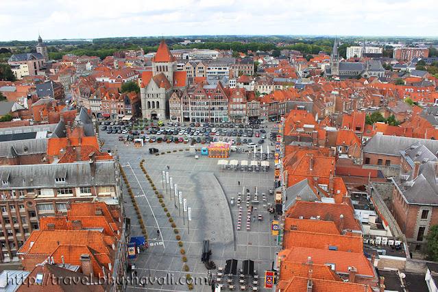 Tournai Belfry UNESCO World Heritage Sites