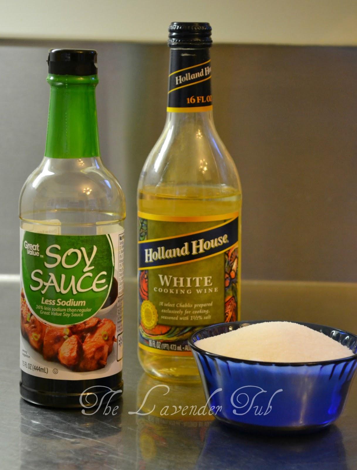 what is in eel sauce