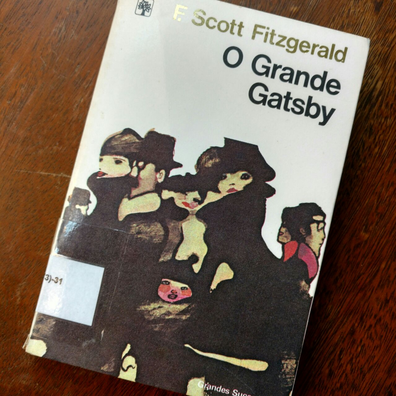 b259dc726c7bb Fala Tef por Nana Araujo  BEDA  25 Livro O Grande Gatsby