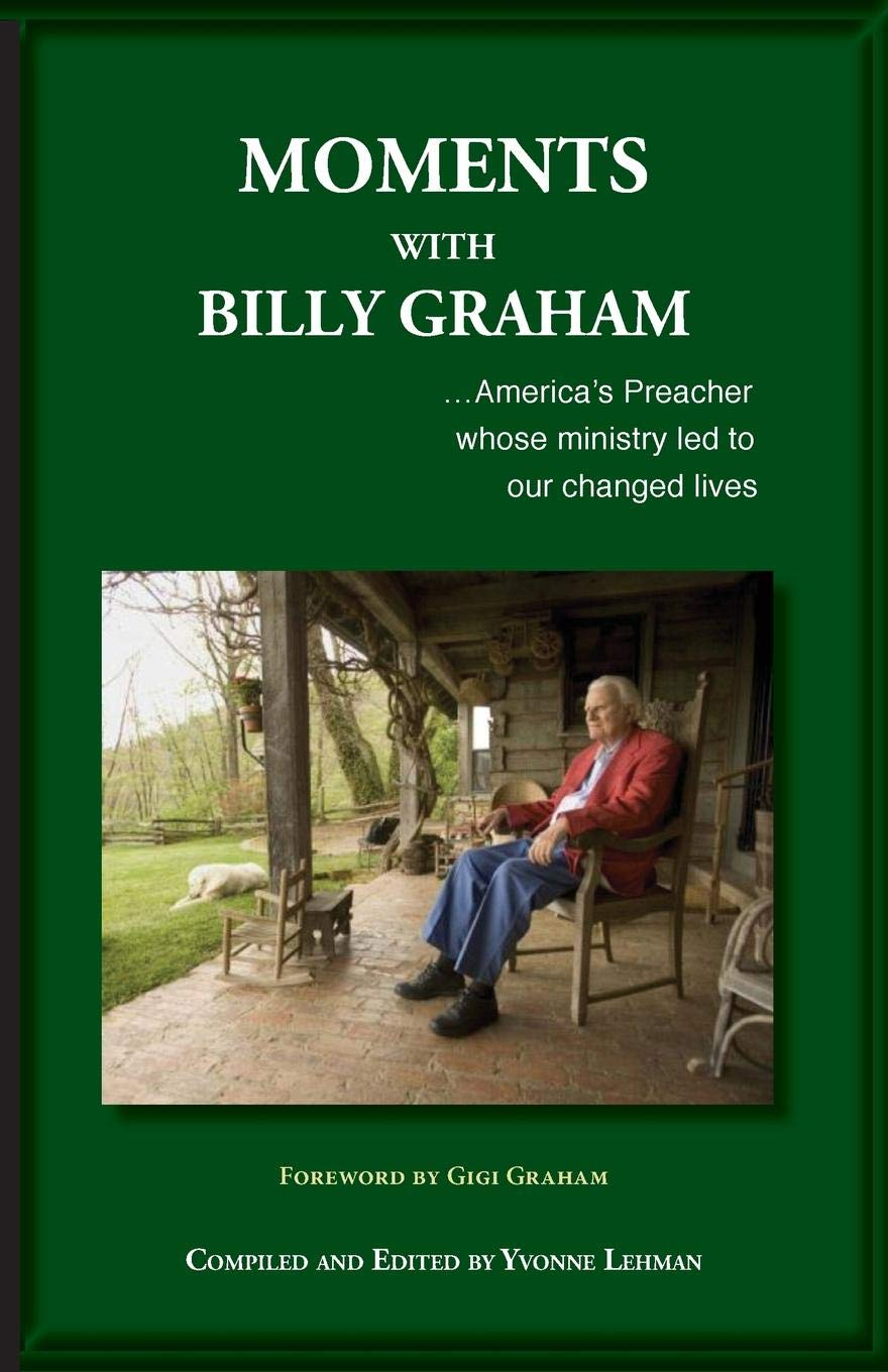 Moments with Billy Graham