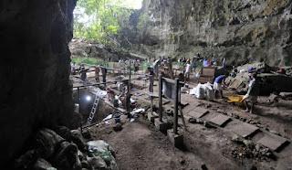 حفريات حديثة في الفلبين تكشف عن وجود نوع بشري جديد Recent discoveries