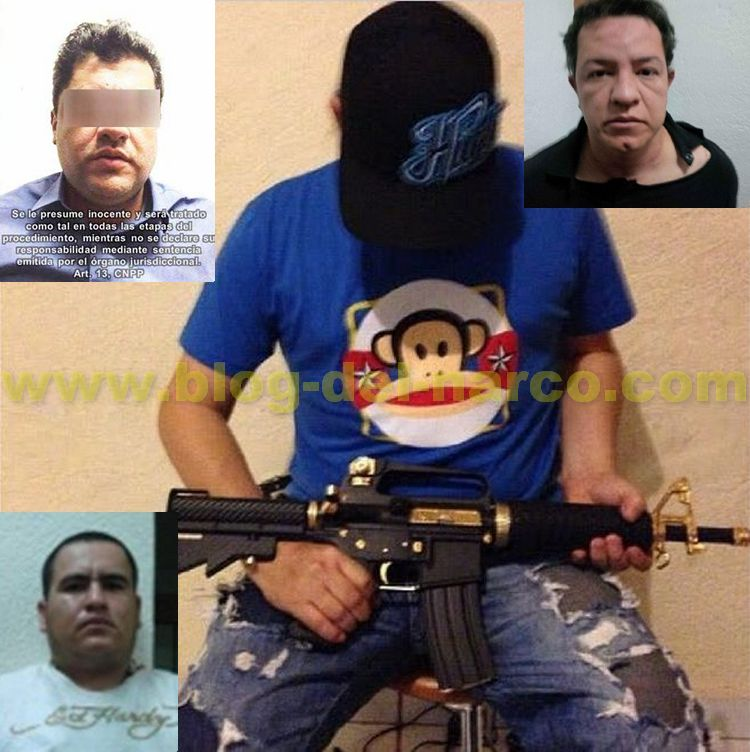 """Además de Pancho Chimal y el hijo de """"El Azul"""" también se fugaron """"El 300"""", """"El Changuito de los Antrax"""" y """"El Peña"""" o """"""""El 20"""""""
