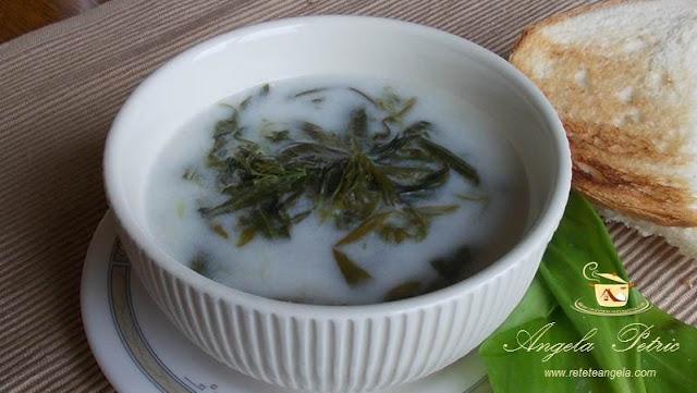 Supa de leurda
