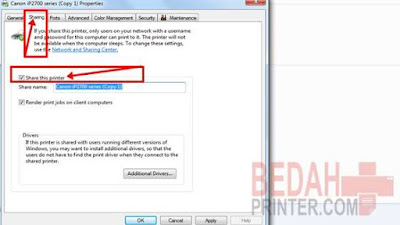 Cara Sharing Printer Ke Komputer Lain di Windows 8