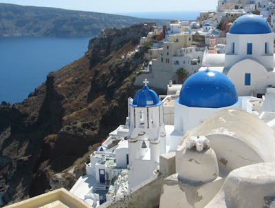 SANTORINI - YUNANI / GREECE