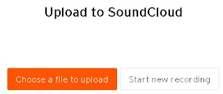 Cara Upload Lagu ke SoundCloud Dari PC Komputer dan Laptop