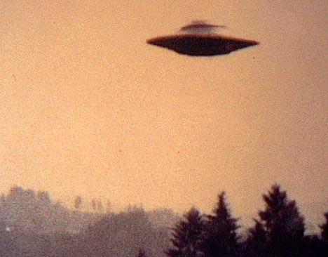 alien flying saucer - photo #46