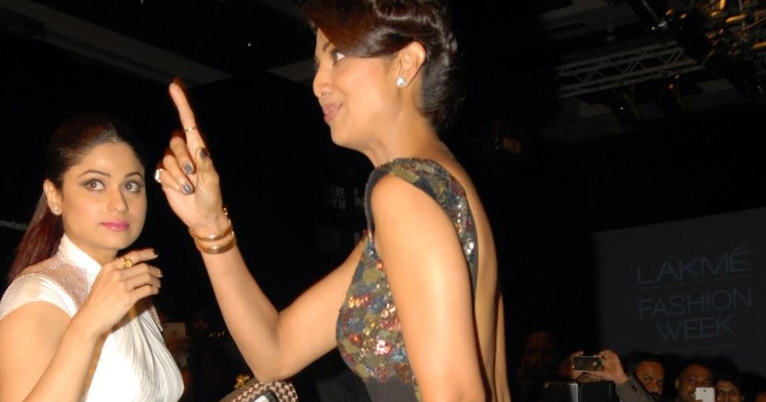 Shamita Shetty Without Panties 37