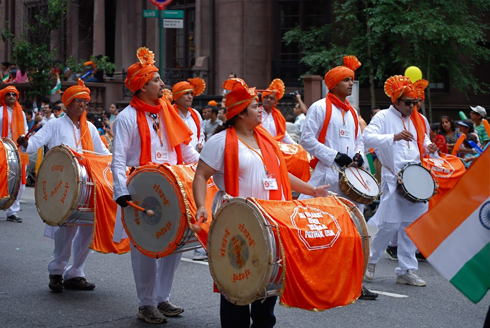 NYC ♥ NYC: Indian Independence Day Parade 2013