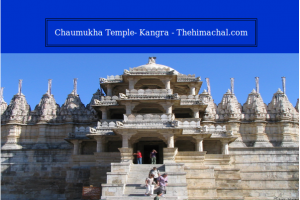 Chaumukha temple in kangra