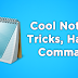 Top 10 Notepad Tricks, Hacks & Commands For 2017