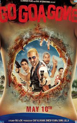 Go Goa Gone (2013) Xvid Watch Online Free Full Movie
