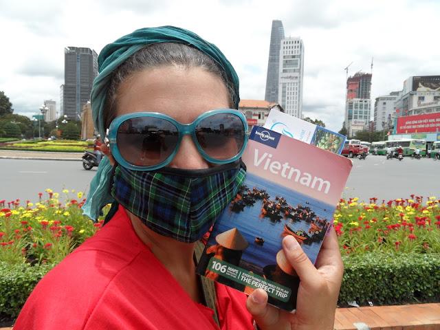 O mistério dos pés do Rui | Vietname