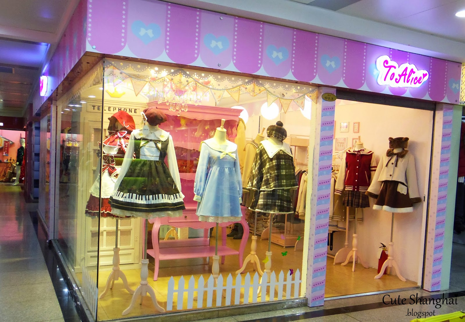 Cute clothing stores uk