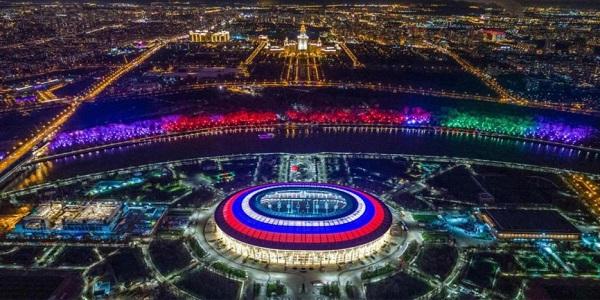 Stadion Terbaik Piala Dunia 2018 Rusia