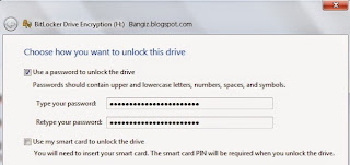 bitlocker drive encryption