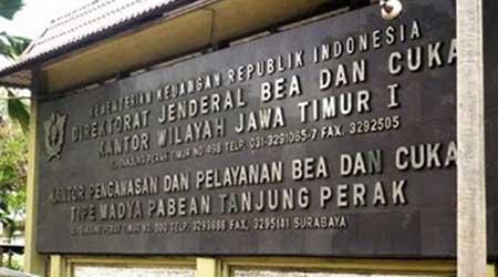 Bea dan Cukai Surabaya