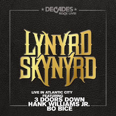 Resultado de imagem para Novo álbum ao vivo do Lynyrd Skynyrd Live in Atlantic City