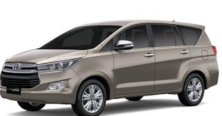 Harga Innova Jakarta – Mobil Legend berpenampilan Modern