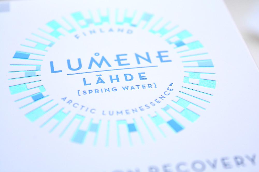 Home page Lumene