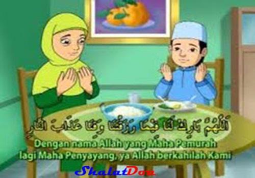 Doa Sebelum Dan Sesudah Makan Minum Lengkap Dengan Artinya