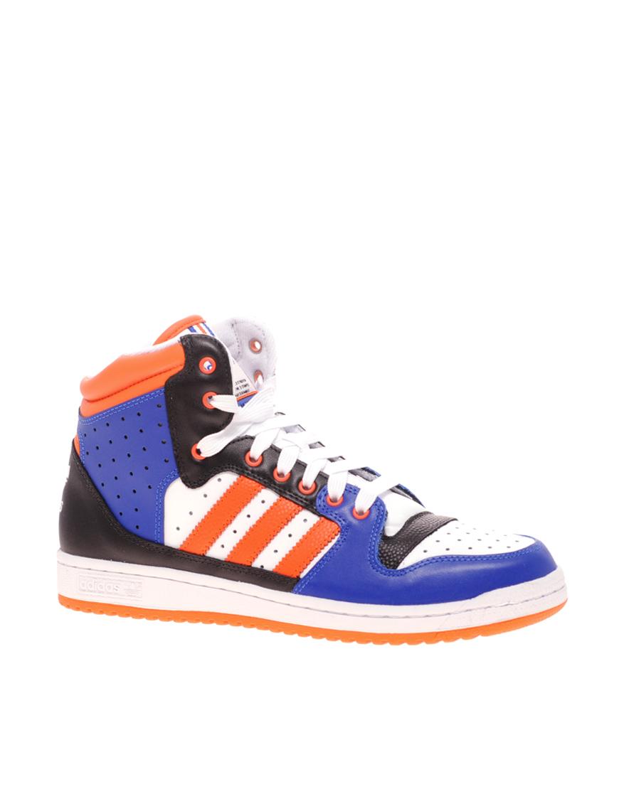 ... adidas Originals Decade Hi B-Balls Nets  Modern 80s Fashion Shoes . ... da84beb006