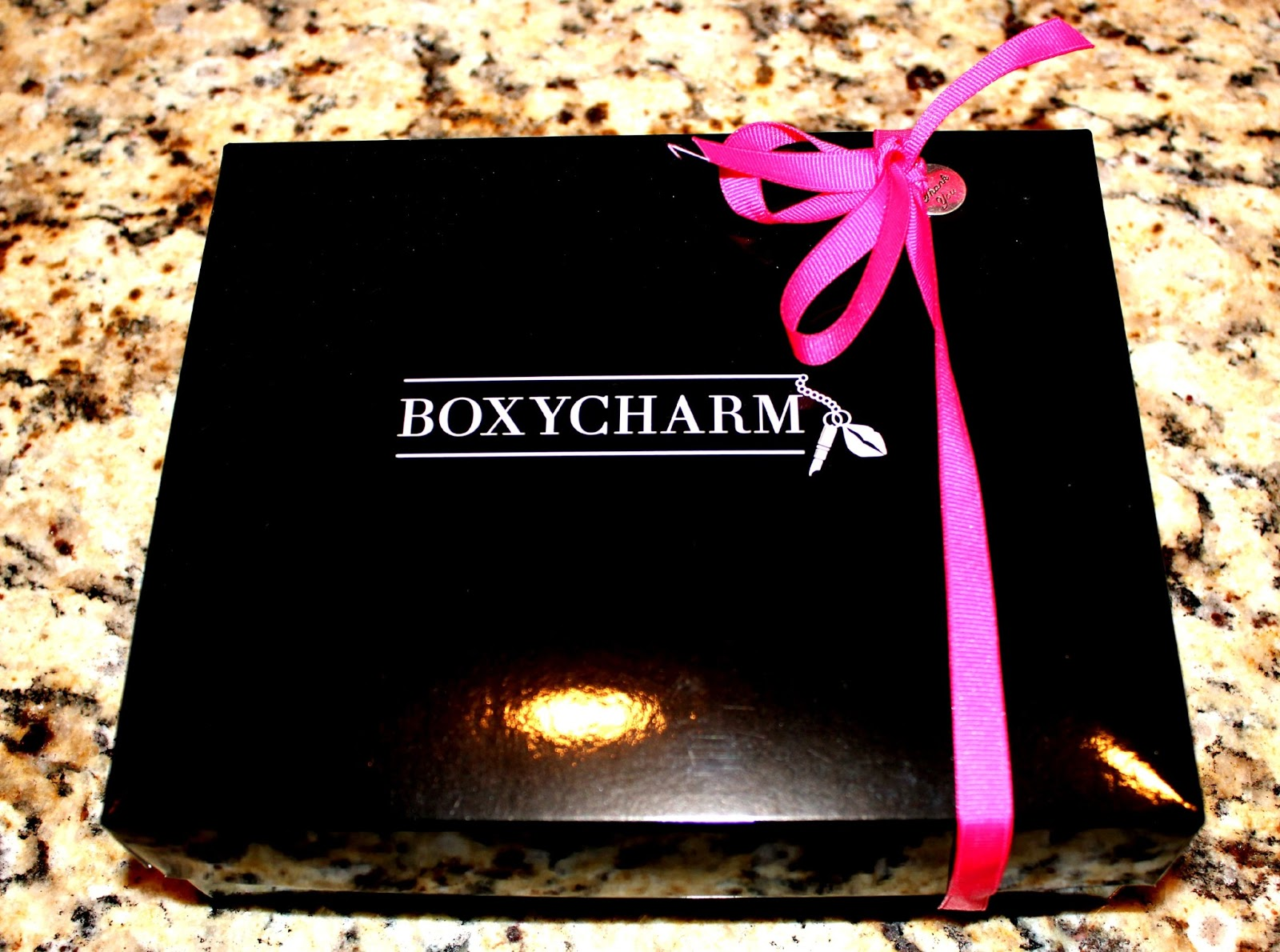 BentleyBlonde: Boxycharm Review - Pros and Cons of Boxycharm Beauty