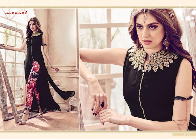 Top Best Long Designer Party Wear Salwar Suit Collection Online.