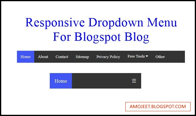 Responsive-drop-down-menu-for-blogspot-blog-how-to-add