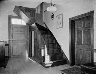 Image of stairway, Talton Turner House